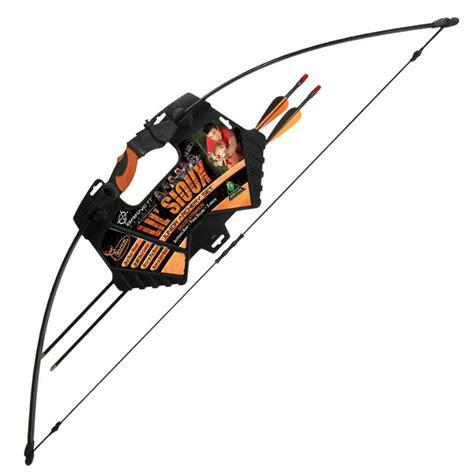 lil buck bow barnett buck commander lil sioux recurve bow arrow youth archery set