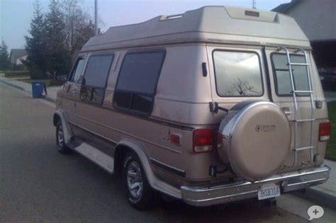 how does cars work 1994 chevrolet sportvan g20 regenerative braking find used 1994 chevrolet g20 sportvan extended passenger van 3 door 5 7l in kingsburg