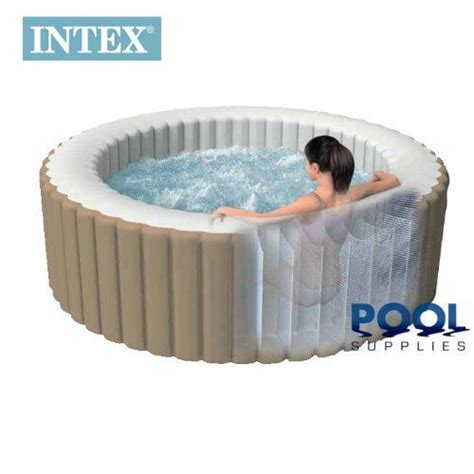 portable spa jets for bathtubs the all new intex pure spa 4 person portable spa hot tub