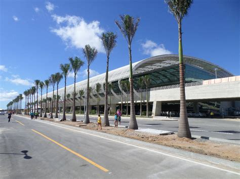 2 4a Intl greater natal international airport