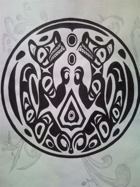 quileute tattoo meaning wolfpack tattoo new moon by kale23 on deviantart