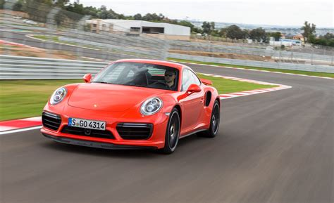 Porsche 911 Turbo S Red by 2017 Porsche 911 Turbo Cars Exclusive Videos And Photos