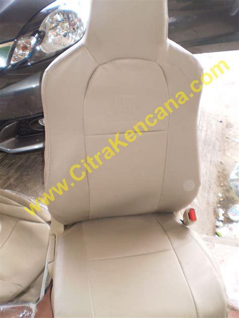 Sarung Jok Honda Mobilio Forcecherokee Busa Tebal baru promo sarung jok honda mobilio
