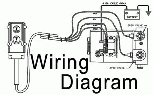 how to wire a dump trailer remote international