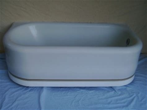 Sided Bathtub by Architectural Antiquities 64 Deco Era 3 Sided Tub 30