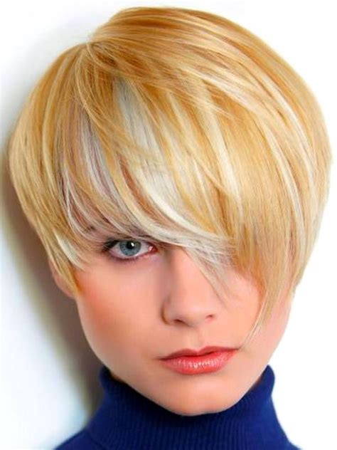 pretty hairstyles and colors 25 cute and short hairstyles for round faces the xerxes