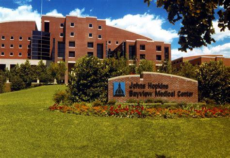 bayview center emergency room johns hospital bayview cus vertran enterprises projects