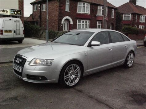 audi a6 modified 2007 audi a6 custom s line white illinois liver