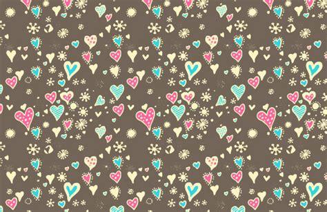 pattern heart photoshop free valentine photoshop brushes patterns and custom