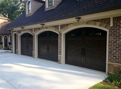 3 door garage luxury garage doors entry traditional with barn doors best