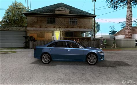 Audi A8 Sline by Audi A8 W12 S Line For Gta San Andreas