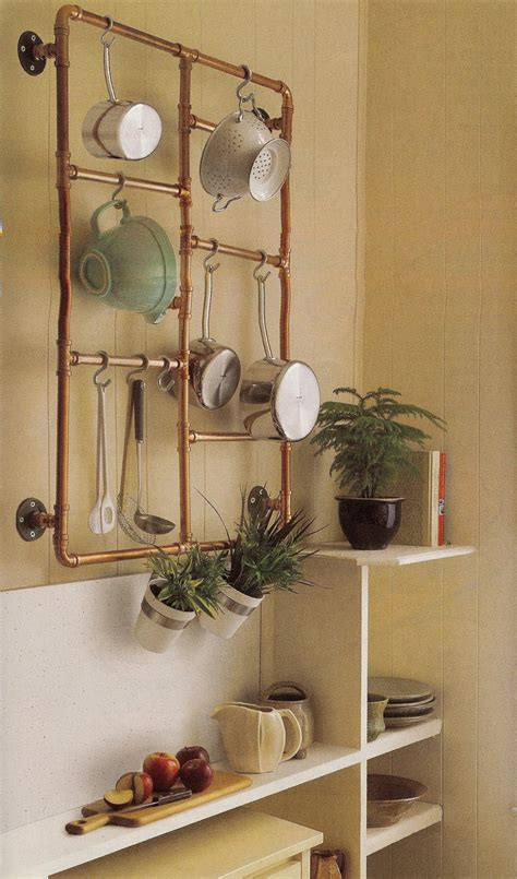 Kitchen Pot Rack Ideas The Kitchen And Bath Design Ideas For Your Small Kitchen