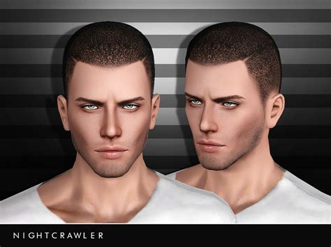 sims 4 male hairstyles nightcrawler sims nightcrawler am hair05 masc