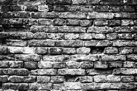 black and white wallpaper for walls background of brick wall abstract photos creative market