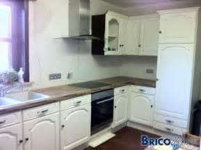 peindre une cuisine en chene