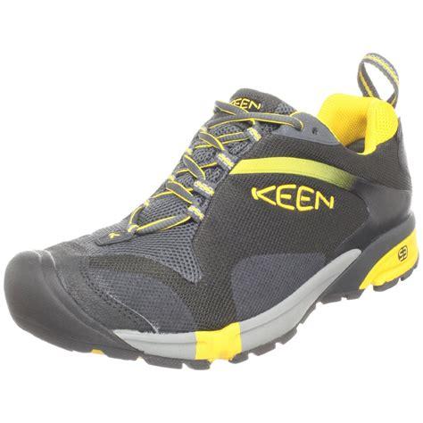 mens waterproof running shoes keen mens tryon waterproof trail running shoe in gray for