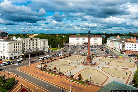 Charming Victory Center Church #8: Kaliningrad-from-above-russia-10.jpg