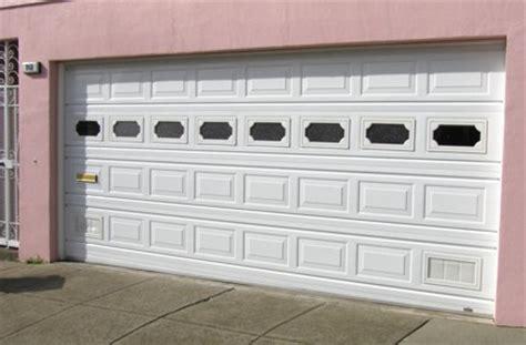 Awesome Garage Ventilation 7 Garage Door Vents Garage Door Vents