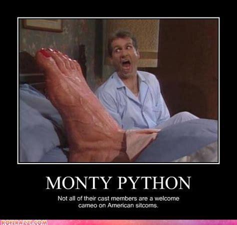 monty python randomoverload