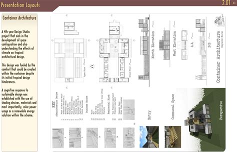 architectural layouts layouts by raymond at coroflot
