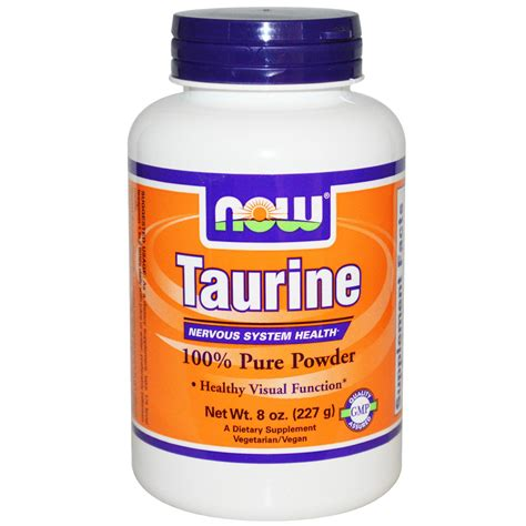 Taurine Also Search For Opinions On Taurine