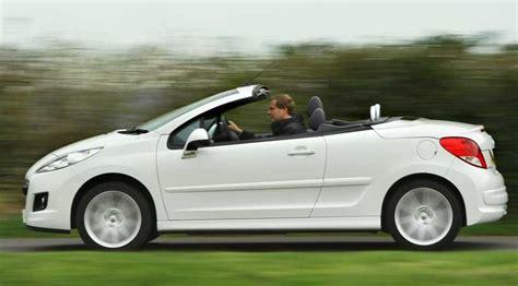 peugeot cars 2011 peugeot 207 cc 1 6 vti gt 2011 review car magazine