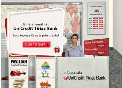 unicredit tiriac bank unicredit tiriac bank a deschis prima e sucursala pe