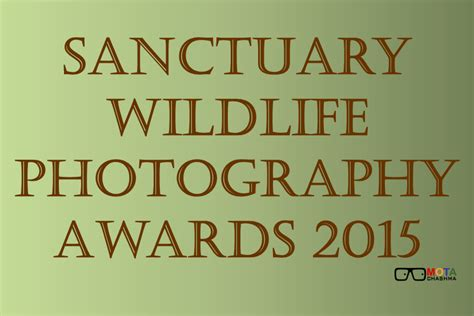 Award Letter Ishan Uday Sanctuary Wildlife Photography Awards 2015