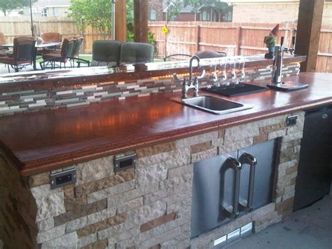 Diy Outdoor Countertops by 17 Best Images About Projects To Try On Diy