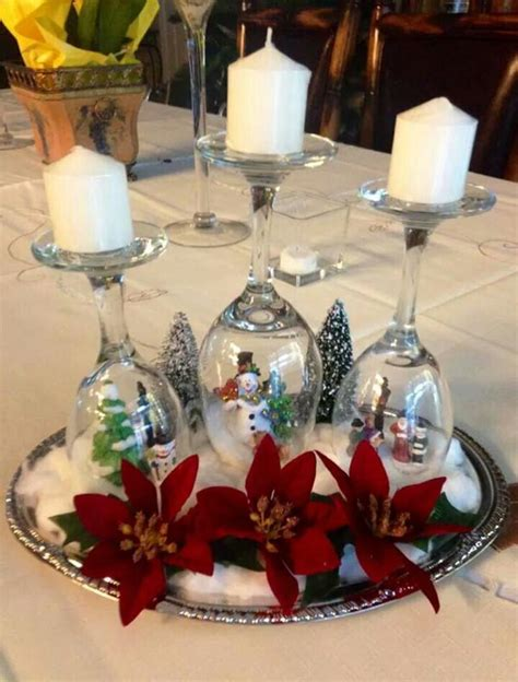 creative centerpiece ideas for your holiday dinner table most beautiful christmas table decorations ideas all