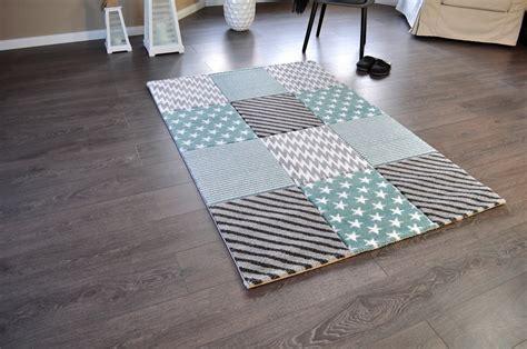 teppich größe hochwertiger design teppich relief tf 20 t 252 rkis grau wei 223