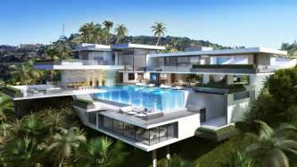 Contemporary mansions on sunset plaza drive la celebrity like and