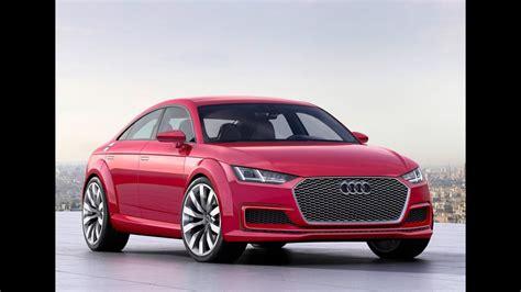 Audi 2 0 Tfsi Motor by Audi Tt Sportback Entra Na Onda Quot 4 Portas Quot Motor 2 0