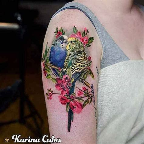 love birds tattoo birds tattoos askideas