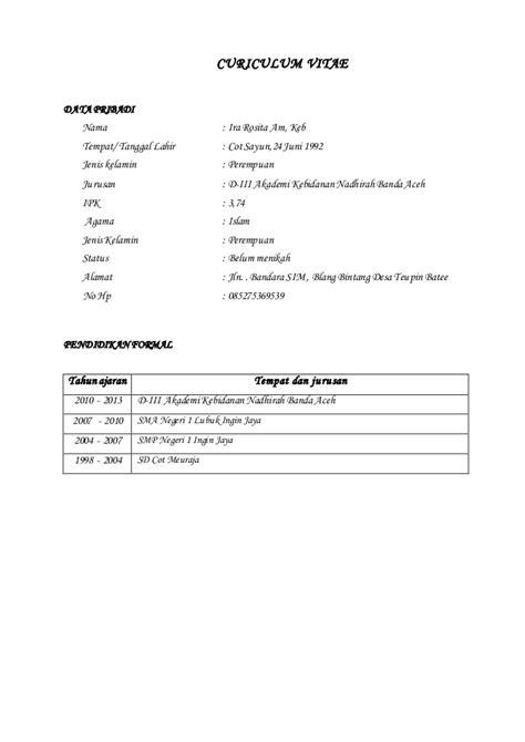 format surat lamaran kerja bidan 5 contoh surat lamaran kerja bidan ben kotasurat com
