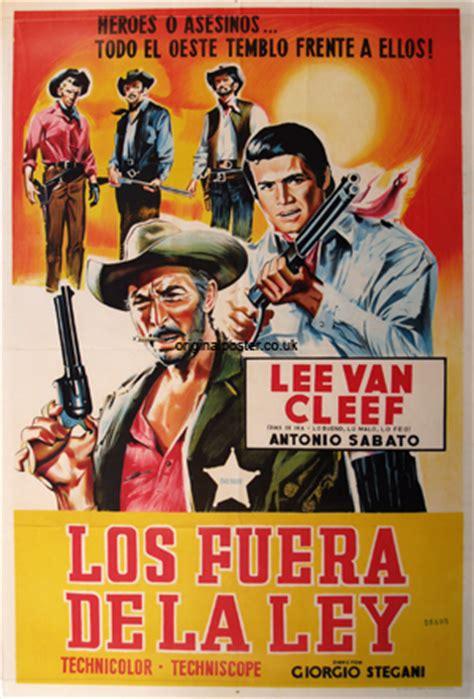 fuera de la ley beyond the law al di l 224 della legge los fuera de la ley original vintage film poster