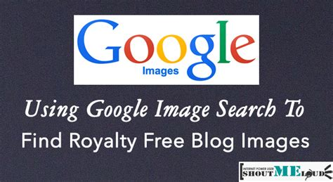 How To Search For For Free Using Image Search To Find Royalty Free Images