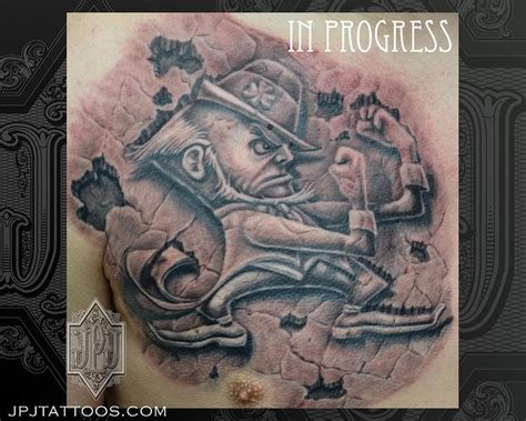 fighting irish tattoo 17 best images about ideas on fighting