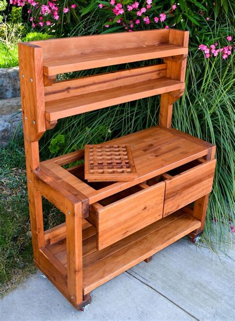 potting bench designs 17 best ideas about potting bench plans on pinterest