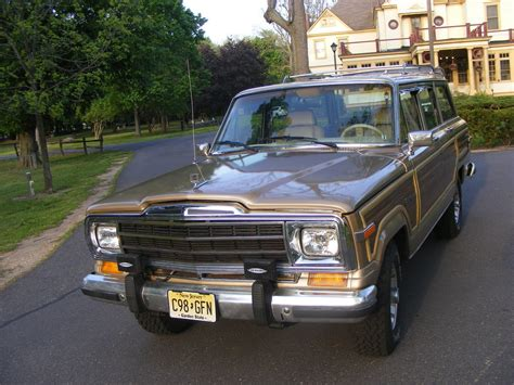 1989 jeep wagoneer for sale new engine 1989 jeep wagoneer offroad for sale