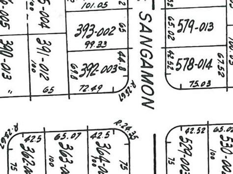 section of land size what does a lot size of 72x70x99x45x26 even mean and how