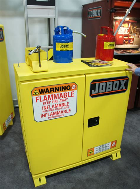 gas can storage cabinet jobox safety cabinets and gas cans rate highest in ul