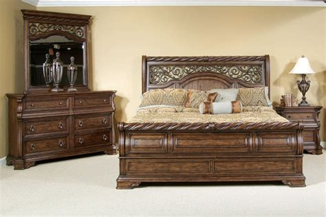 Liberty Furniture Arbor Place Sleigh Bedroom Set Liberty Furniture Bedroom