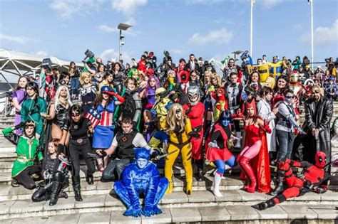 G Anime Convention 2019 by Mcm Comic Con 25th May 27th May 2019 Cheapo