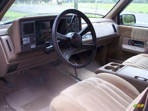 K1500 Interior by Pin 1996 Chevrolet C1500 Custom Interior Photo 4 On