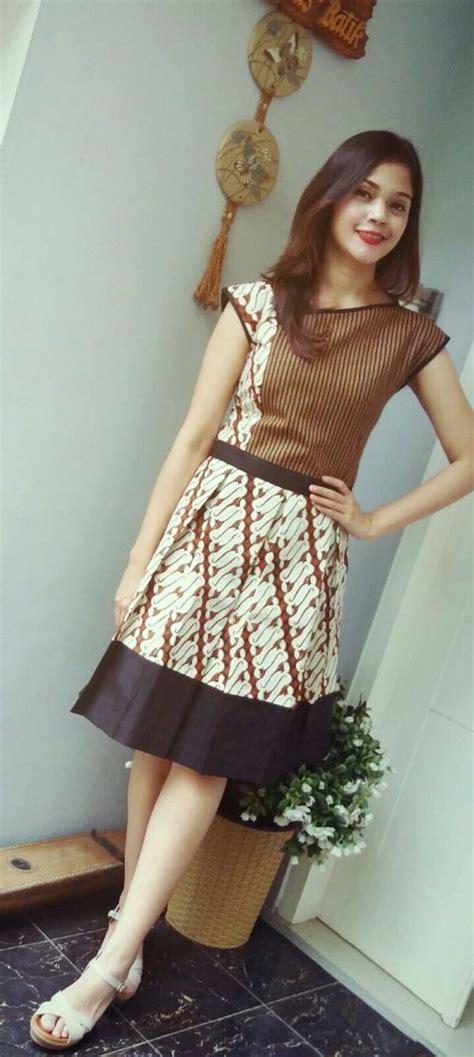 Dress Batik Fashion2 Wanita 1000 ideas about batik fashion on kebaya