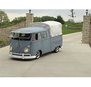Purchase Used 1966 Volkswagen Double Cab Pickup In