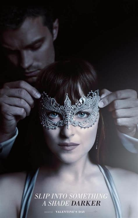 Fifty Shades Darker Film News | fifty shades darker gets a new sexy movie poster