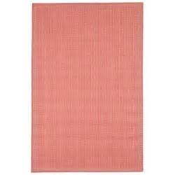 home depot brainerd baxter solid coral 4 ft 10 in x 7 ft 6 in indoor