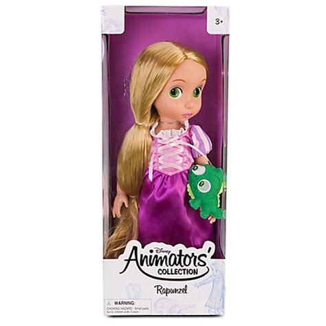 Disney Animators Collection Ariel Rapunzel Original 16 Inch nib 16 inch disney tangled animators collection rapunzel doll ebay